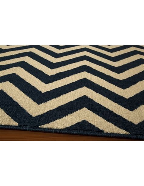 navy chevron rug navy chevron baja rug rosenberryrooms