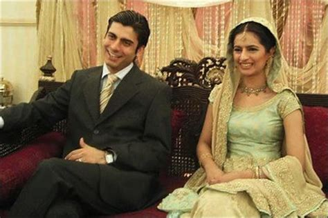 Fawad Khan's Marriage: The Chocolate Boy's Sugar Sweet ... Fawad Khan Wife Age
