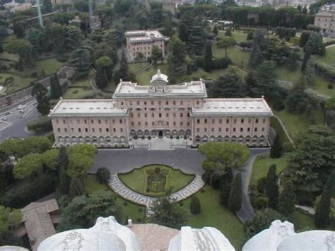 pope house the pope s house vatican city picture of roman curia vatican city tripadvisor