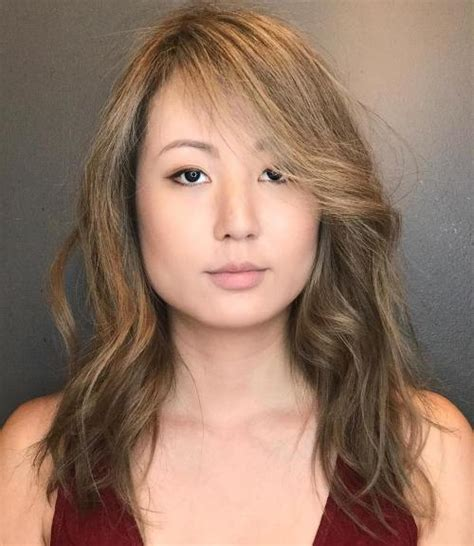 Medium Hairstyles For Square Faces by 50 Best Hairstyles For Square Faces Rounding The Angles