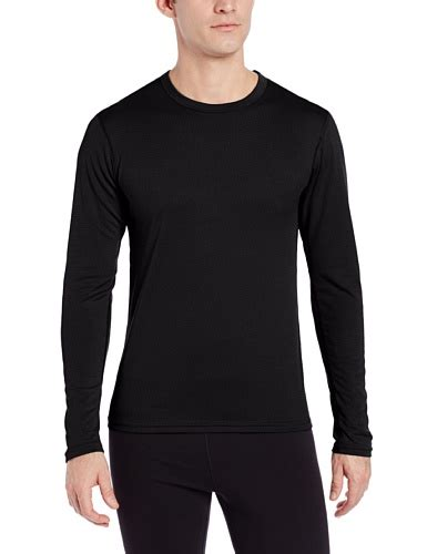 Hover Sleeve Medium Black duofold s base layer thermal sleeve shirt black