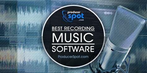 best audio recording best recording audio editing software