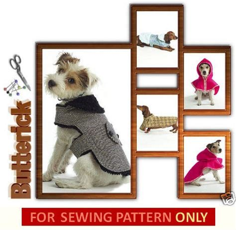 pattern for extra large dog coat sewing pattern make dog coats extra small to large size