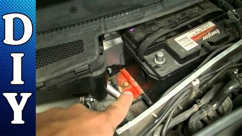 Audi A4 Avant Batterie Ausbauen by How To Replace The Battery On A Vw Or Audi Youtube