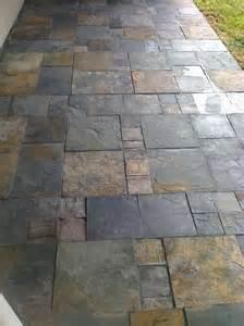 tile flooring patio driveways