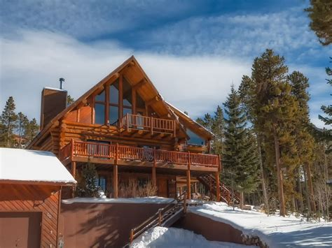 house in the mountains a true mountain home big views free vrbo