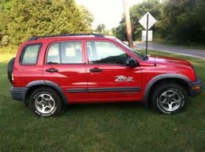 Chevrolet Tracker 2004 Purchase Used 2004 Chevrolet Tracker Zr2 Sport Utility 4
