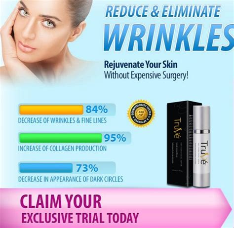 Does Anti Aging Skin Care Really Work by Truve Anti Aging Serum Review Does It Really Work