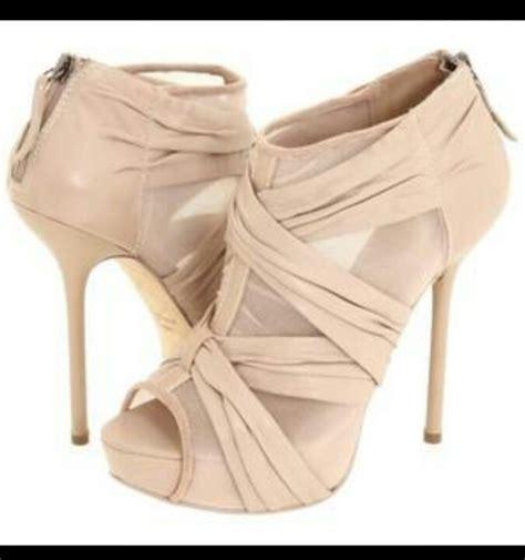 Heels Beige beige heels clothes