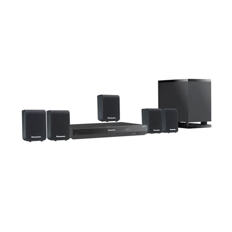 panasonic sc xh150 1000 w 5 1 home theater system dolby
