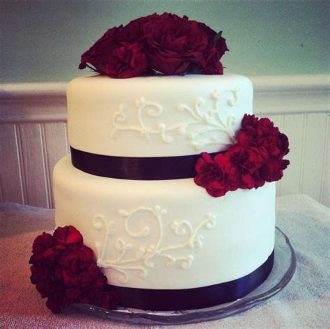Wedding Layer Cake by 2 Layer Wedding Cakes Cake Decotions