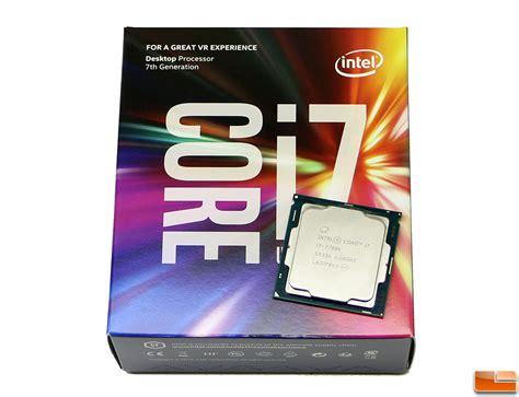 i7 7700k cpu fan possible intel core i7 8700k and core i7 8700