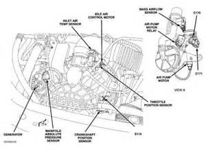 2004 chrysler sebring engine diagram
