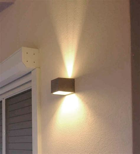 leroy merlin illuminazione esterna forum arredamento it applique doppia emissione esterno casa