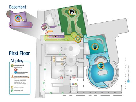 georgia aquarium floor plan two oceans aquarium cape town south africa exhibits