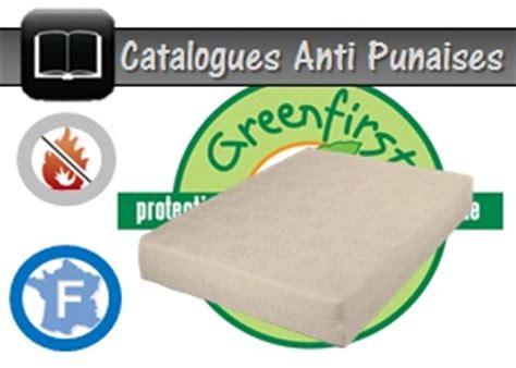 couvre matelas anti punaises de lit sommiers et lits en
