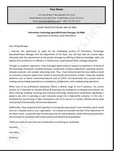 Cover Letter For Federal by Federal Cover Letter Sle By Federalresumewr On Deviantart