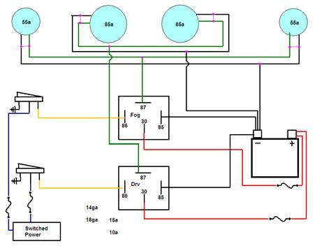 building piaa light wiring harness rx7club mazda