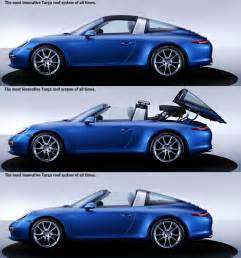 What Is A Porsche Targa New Porsche 911 Targa Pictures Revealed Total 911