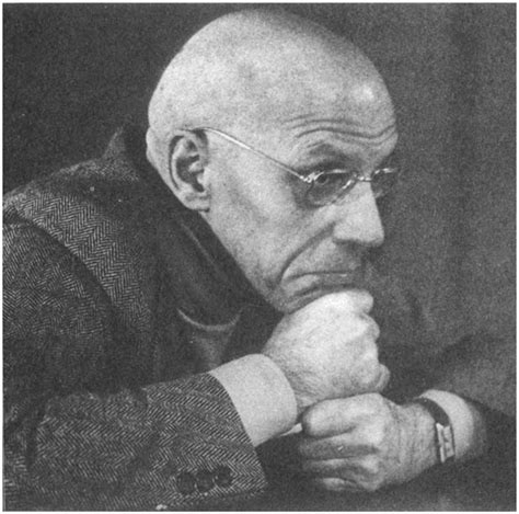 Photograph Of Michel Foucault By Mich 232 Le Bancilhon