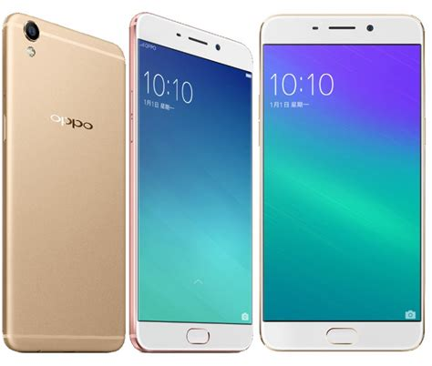 Hp Oppo X Wan oppo r9 r9 plus debut with 16mp front cameras slashgear