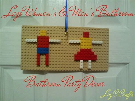 lego bathroom decor lego bathroom party decor lego party decor lego