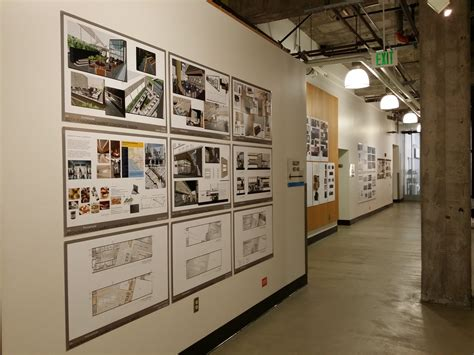 Cida Interior Design by Cida Accreditation Review Student Projects On Display At