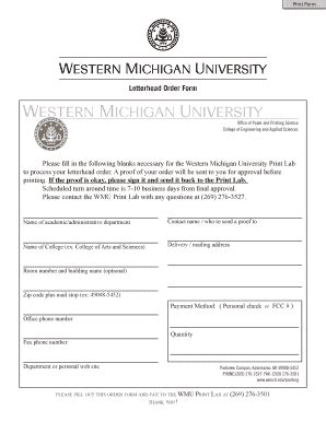 Engineering College Letterhead Letter Form Fill Printable Fillable Blank Pdffiller