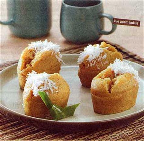 cara membuat kue bolu kukus yang lembut kue apem kukus