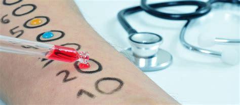 test allergologici alimentari gruppo cdc test allergologici test