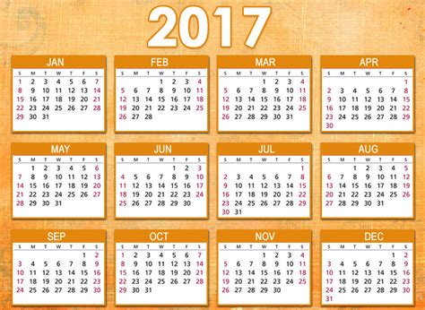 New Year Calendar 2017 Happy New Year 2017 Countdown And Calendar Shinetalks
