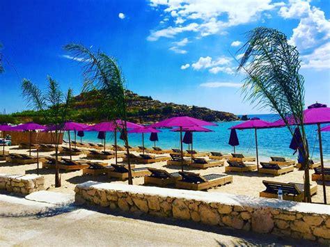 top beach bars best beach bars in mykonos