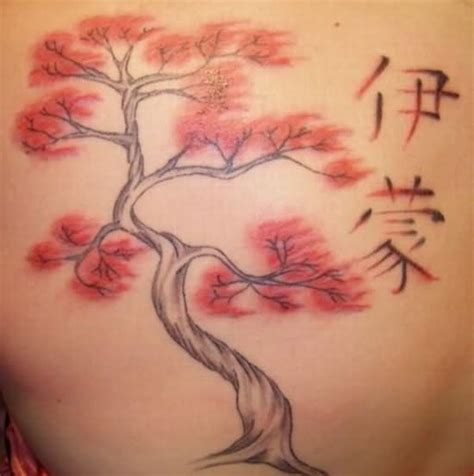 japanese tree tattoo designs japanese cherry blossom tree