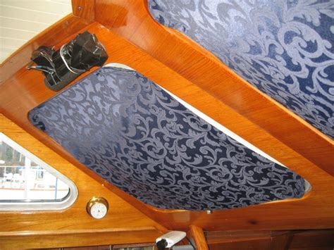 curtains for boats pin by laureen hudson on boat interiors pinterest
