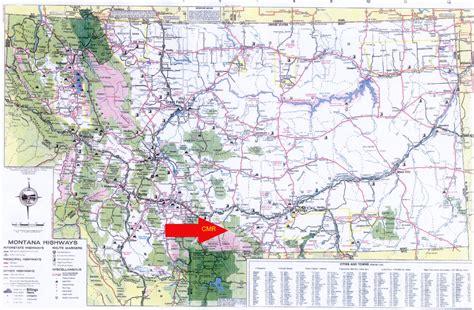 map montana hudson realty company cathedral mountain ranch subdivision