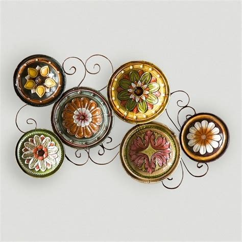 decorative wall plates liven up your walls with