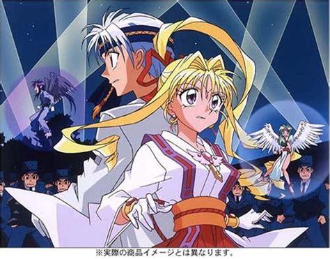 Id 0 Anime Review by Them Anime Reviews 4 0 Kamikaze Kaitou Jeanne