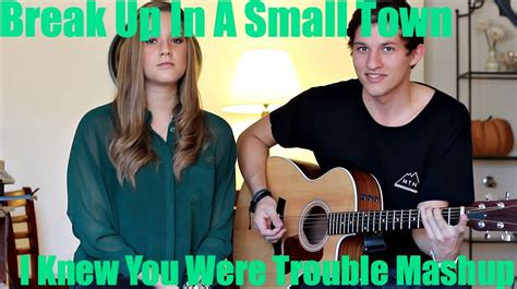 Smalltown Apology Mashup by Up In A Small Town Sam Hunt I Knew You Were