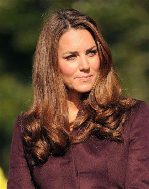 Soft Curls Hairstyles by Kate Middleton Medium Soft Curls Hairstyle Popular Haircuts