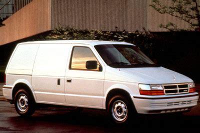 buy car manuals 1993 dodge grand caravan spare parts catalogs 1992 dodge caravan overview cargurus
