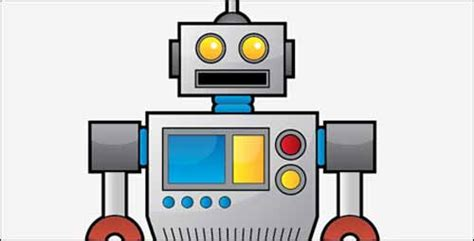 Tutorial Illustrator Robot | 50 tutoriales incre 237 bles para illustrator blog webgenio