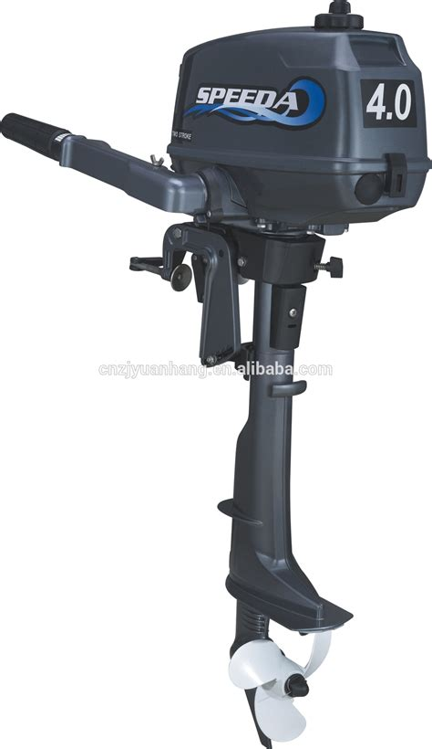 boat motors yadao 4 0hp 2 stroke outboard motor boat engine for