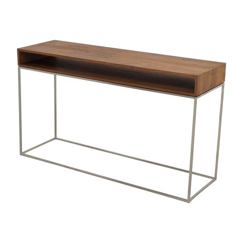wood and metal sofa table metal console table stunning metal console table with