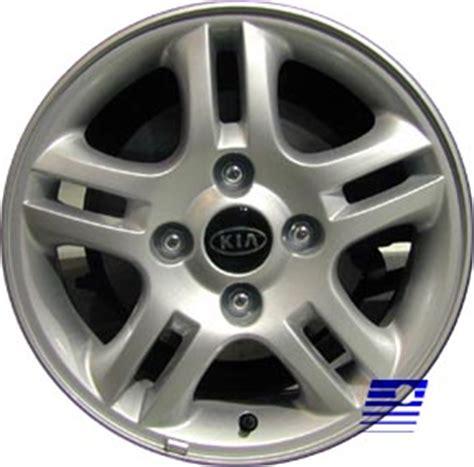 Kia Spectra Wheels 2005 Kia Spectra Oem Factory Wheels And Rims