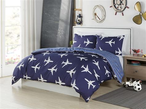 airplane bedding twin comforter set airplane twin or full kids toys
