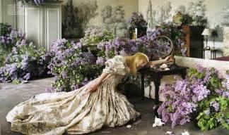 Bellagio Flowers - british vogue englands dreaming tim ティム ウォーカー