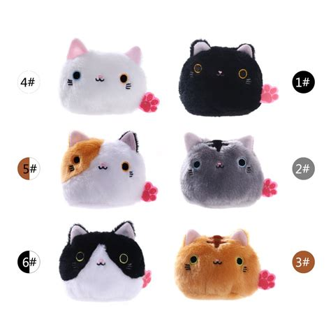 cat stuffed animals buy free shipping 3 collection magic