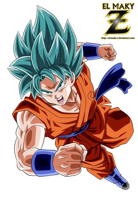 imagenes de goku god blue son goku super saiyan blue god by el maky z on deviantart