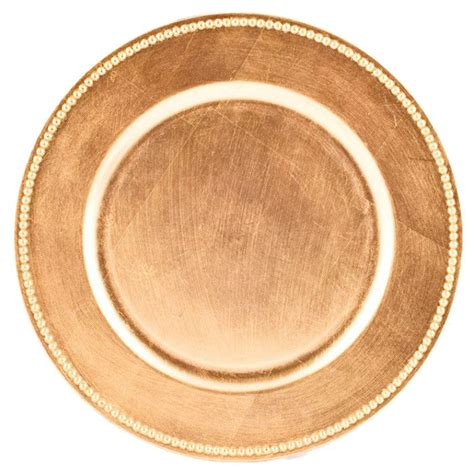 gold charger plate beautiful buys