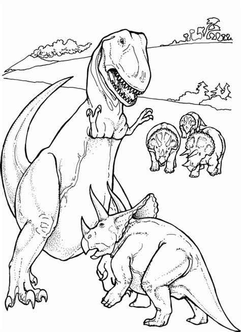 christmas dinosaurs coloring pages dinosaur tyrannosaurus rex free printable coloring pages